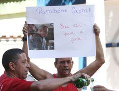 Cabral completa 1 ano na cadeia e, mesmo preso, mantém relações de poder