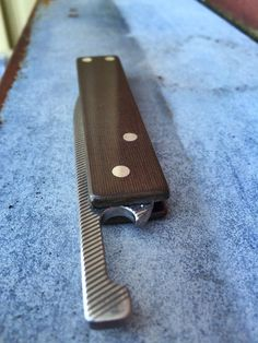 Michael Morris Friction Folder