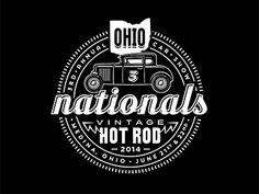 Ohio Nationals T-shirt graphic