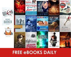 JAN 2015: FREE eBooks in EVERY genre!! Become more productive and have a happier marriage by checking out the Non-Fiction on 1/27!   >>>   FREE eBooks posted daily for Kindle, Nook, Kobo & Apple devices