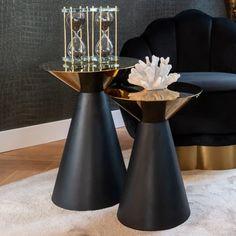 Richmond Interiors Bijzettafel | Gratis bezorgd > 50, • Sohome Richmond Interiors, Kokoon Design, Elegant Chic, Table, Furniture, Home Decor, Products, Shabby Chic, Decoration Home