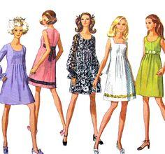 1969 Simplicity 8236 Vintage Sewing Pattern