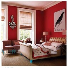 Modern Bedroom Red modern romantic bedroom design ideas with grey red bedroom color