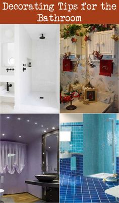 Beach-themed restrooms might be decorated with jars of shells or sand. You can also try using a huge shell, possibly a conch shell, as being a soap dish. Decor, Creative Bathroom Design, Small Bathroom Decor, Bathroom Decor, Bathroom Decor Apartment, Bathroom Design Small, Bathroom Items, Beach Theme Bathroom, Bathroom Design