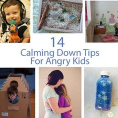 14 Calming Down Tips for Angry Kids