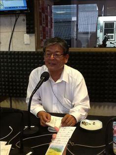 一宮ミュージアム・スクエア   木曽川資料館   川井  達郎さんです。尾張弁の話を聞きました