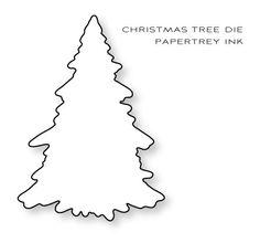 Christmas Tree Die