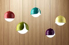 SNOWDROP pendant light by Innermost