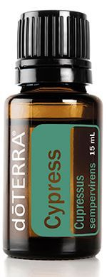 doTERRA Cypress Essential Oil