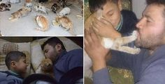 UPDATE: 'Cat Man of Aleppo', Under Siege Again – Is Now Being Forced to Make Some Heartbreaking Decisions!