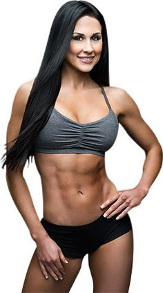 Bodybuilding.com - Iron Buns: Ashley Kaltwasser Glutes Workout http://www.palestraperfect.it