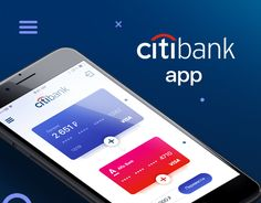 """Check out this @Behance project: """"Citi Bank Concept APP"""" https://www.behance.net/gallery/45345287/Citi-Bank-Concept-APP"""