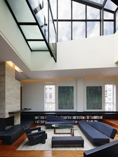 Joshua Bell Penthouse   NYC   Charles Rose Architects
