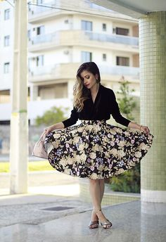 Get this look: http://lb.nu/look/8790579  More looks by Leticia Oliveira: http://lb.nu/blogdale  Items in this look:  Asos Skirt