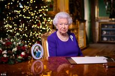 Queen and Philip receive their Covid-19 vaccinations | Daily Mail Online Commonwealth, Palais De Buckingham, Princess Diana Death, Parody Videos, Queen News, Isabel Ii, Christmas Messages, Prince Philip, Prince Harry And Meghan