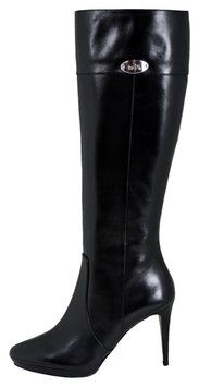 Coach Grace Dress Black Boots Size: 9New with tags 31% off Retail WAS $348.00 NOW $240.00 Free shipping!