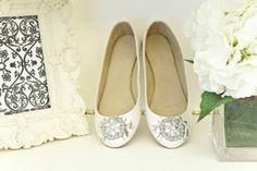 Wedding Flats | Suelas