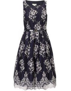 Alisa prom dress | Navy | Monsoon