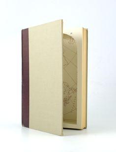 Metals and Men - Antique Book Safe