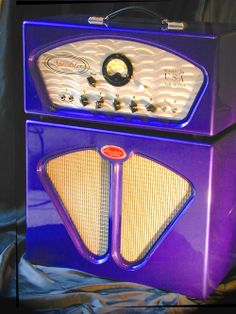 Speedster Guitar Amp