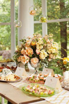 Photography: Love Like Weddings - lovelikeweddings.com  Read More: http://www.stylemepretty.com/2013/08/15/the-notwedding-atlanta-bridal-shower/