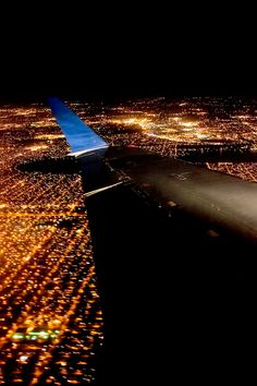Night flight is the best moment ever.....