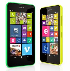 El Repertorio de Refritos: Las cinco primeras aplicaciones que debes instalar en tu Nokia Lumia 635