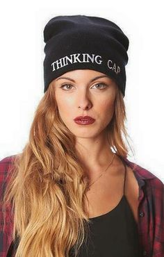 d65182ae832 Thinking Cap Beanie from Gypsy Outfitters - Boho Luxe Boutique