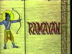 YouTube Entire Ramayan screened 1988