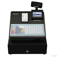 Sharp XEA217 Cash Register
