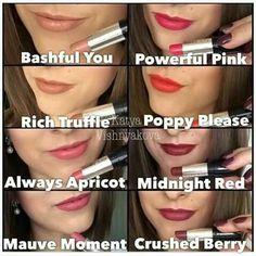 Mary Kay NEW Gel Semi-Matte Lipstick