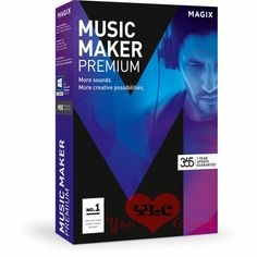 MAGIX Music Maker Premium 2018 Serial Number Is Here! MAGIX Music Maker Premium 2018 With Crackis an all-in-one tool that allows you to edit your song, back up your projects and burn them to audio…