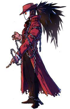 The Crimson Reaper Fantasy Character Design, Character Creation, Character Design Inspiration, Game Character, Character Concept, Dnd Characters, Fantasy Characters, Monster Concept Art, Creature Concept