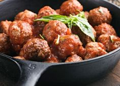 Kid-Friendly Turkey Meatballs – A meatball recipe that your whole family will love!