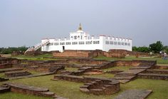 Most Attractive Places in Nepal: Lumbini