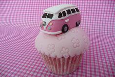 VW Van Cupcake