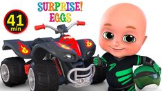 Kids love toys and surprise eggs. They love surprise gifts and then unboxing toys. In this video two monster bikes toys are racing for kids and kids will enj. Kids Nursery Rhymes, Rhymes For Kids, Monster Truck Toys, Kids Videos, Bowser, Kids Toys, Eggs, Bike, Cartoon