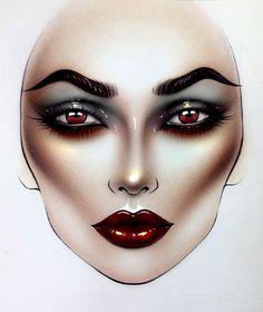 "9,669 Likes, 39 Comments - Sergey X (@milk1422) on Instagram: ""#artist@milk1412 ✨ #mylove #myart #myartistcommunity #myartistcommunityrussia #makeup #makeupart…"""