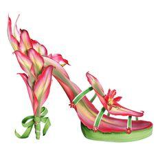 shoe design,