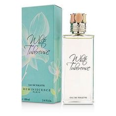 White Tubereuse Eau De Toilette Spray - 100ml-3.4oz