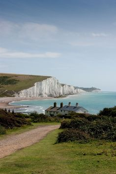 Seven Sisters, East Sussex, England by CLIFFWALKER