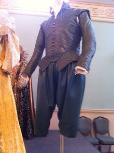 """From """"Shakespeare in Love"""" (1998) worn by Joseph Fiennes as Will Shakespeare design Sandy Powell"""