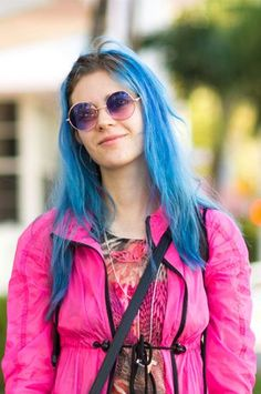 50 Shades Of Rainbow Hair