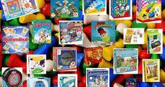 En los últimos tiempos he ido añadiendo en el blog algunos juguetes educativos, fundamentalmente juegos de mesa, que he ido probando...
