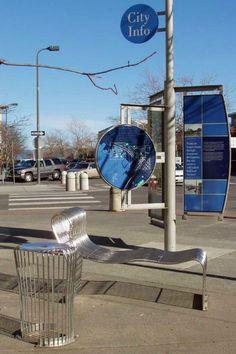 30 Eye Catching Public Benches