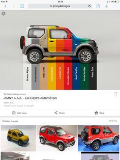 Colors of the rainbow | Suzuki samurais the last samurai | Pinterest