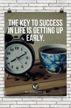 THE KEY TO SUCCESS | Poster – PutMotivationOn Follow all our motivational and inspirational quotes. Follow the link to Get our Motivational and Inspirational Apparel and Home Décor. #quote #quotes #qotd #quoteoftheday #motivation #inspiredaily #inspiration #entrepreneurship #goals #dreams #hustle #grind #successquotes #businessquotes #lifestyle #success #fitness #businessman #businessWoman #Inspirational