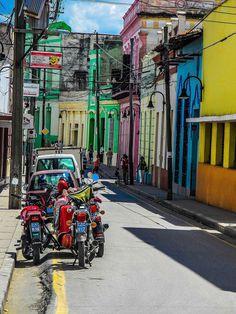 Downtown Camaguey, Cuba ~ by Ryan Jackman (Me)