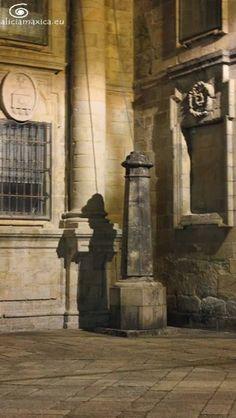 """Una de las sombras más famosas de Galicia """"Santiago Apóstol. Santiago de Compostela"""