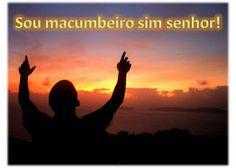 Ligação Ancestral - Umbanda: Sou macumbeiro sim senhor! - Por Pai Carlos D'Ogum (Carlos Pavão)